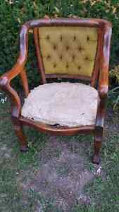 A Collection Of Antique and Vintage Furniture