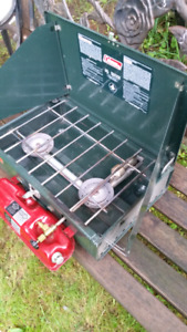 COLEMAN MODEL 425 TWO BURNER STOVE