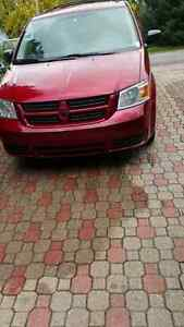 2009 dodge caravan safety&etested
