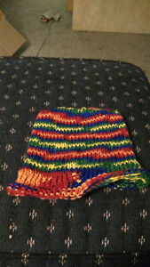 hand knitted stuff, hats, scarfs,baby blankets and more London Ontario image 3