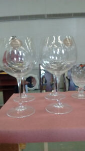 Brand new Waterford wine glasses XL