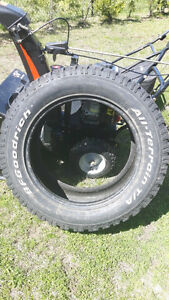 BF Goodrich All Terrain T/A Tire (LT 285-55R20)