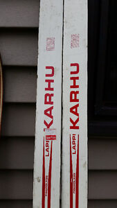 Skis & Polls Cross Country/ Down Hill Vintage Sarnia Sarnia Area image 7