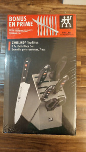 ZWILLING J.A.HENCKELS Tradition 15 PC Knife Set