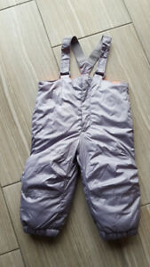 Snow pants size 18 - 24M  ---> Brand New
