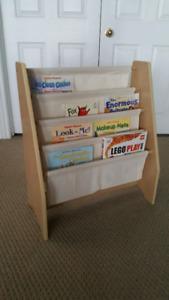 Kidkraft book rack