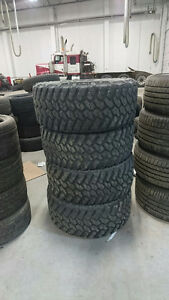 Nitto Terra Grappler MT 295/55/R20 Tires (4) Sale or Trade
