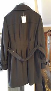 Perry Ellis imperméable/Perry Ellis women's trench coat