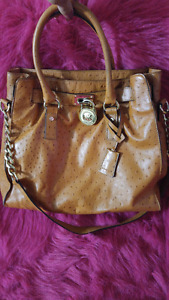 AUTHENTIC MICHAEL KORS LARGE HAMILTON BAG