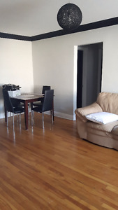 Summer Sublet Sandy Hill/ Rideau for 2 rooms
