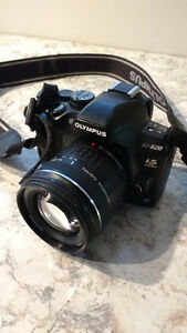 Olympus E-620 and Lenses