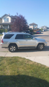 Beautiful 2004 Toyota 4runner Meticulously Maintained