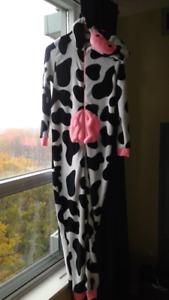 Cow Onesie/Costume