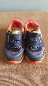 Infant sneakers size 4