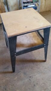 Shop Stands and Work Desk For Sale