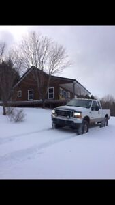 2001 Ford F-250 7.3 6 speed