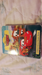Cars Read - Aloud Board Book