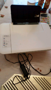 HP All-in-One Printer (faulty) with new Refilled Inks