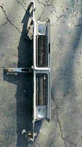 1970 dart grill assembly