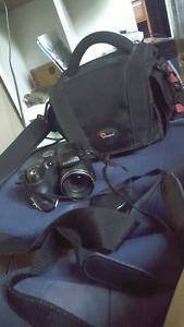 Fujifilm camera and case