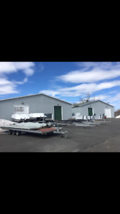 Storage for Boats and RVs