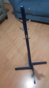 Hang clothes stand