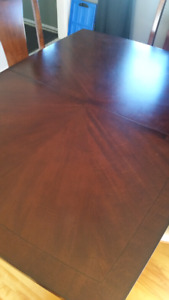 Solid Brazilian hardwood table