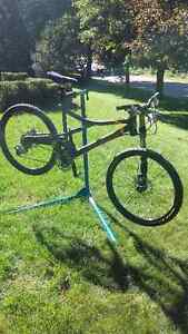 Cannondale rush with the lefty