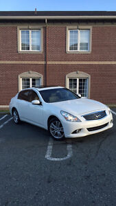 Selling fully loaded 2010 Infiniti G37x w/ navigation