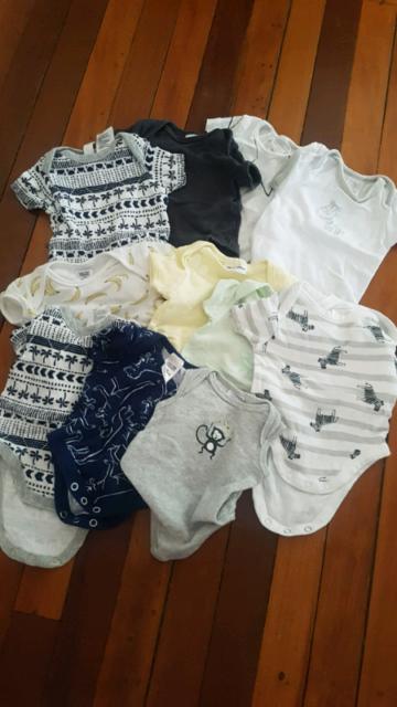 c11b23e79 Size 4 zero baby boy clothes,mix of summer &winter   Baby Clothing ...