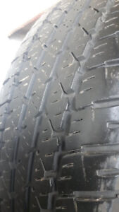 4 Dodge Grand Caravan All Season Tires and Rims
