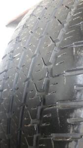 4 Dodge Grand Caravan All Season Tires and Rims