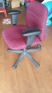 Ergonomic office chair, barely used