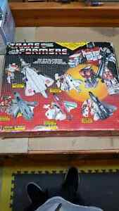 Trans formers Heroic Autobot set