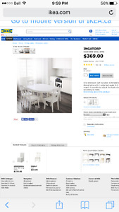IKEA nearly new Dining table