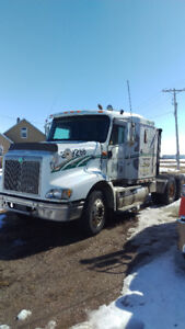 2000 International pre emissions truck with a Detroit 60 series