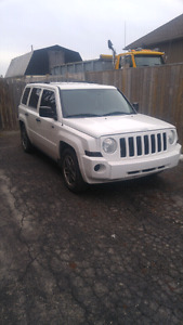 Safetied and E-tested 2009 Patriot 4x4