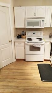 Immediately available - Basement Suite