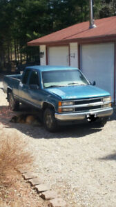 97 chevy 4x4 for sale