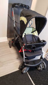 Baby Trend Sit and Stand Stroller Excellent Condition