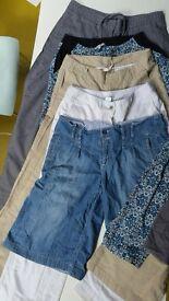 Bundle women's trousers size 12/14