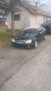 2005 mercedes benz c230..as.is. 2000$ priced to sell fast