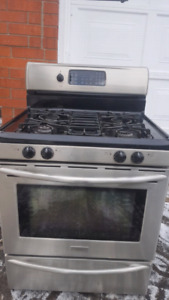 Stainless Steel Convection Gas Stove, free delivery