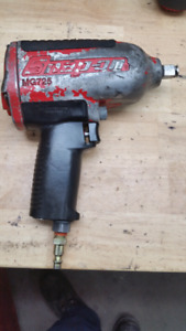 Snap-on impact gun mg725
