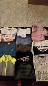 Boys Jeans, Pants, Sweaters, T-shirts, Pajamas, Size 10-12