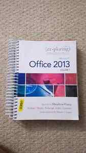 Exploring Office 2013 Vol. 1 Textbook