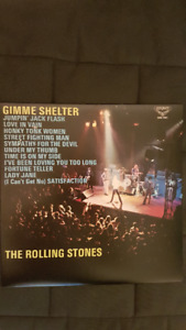 The Rolling Stones-Gimme Shelter LP