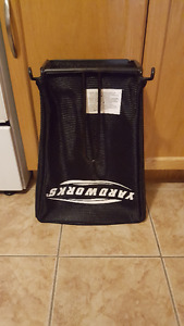 Yardworks Grass Catcher Bag - Never Used