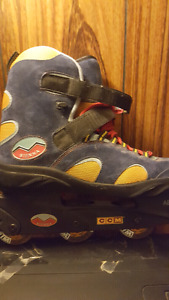 CCM roller blades for sale