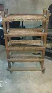 Antique Cobblers Shoe Drying Rack